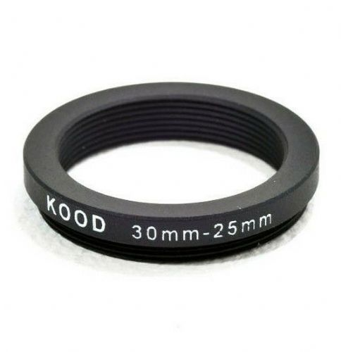 Kood Stepping Ring 30mm - 25mm Step Down Ring 30-28mm 30 - 28mm Ring